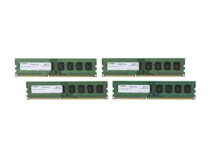 Mushkin Enhanced Essentials 32GB (4 x 8GB) 240-Pin DDR3 SDRAM DDR3 1333 (PC3 10600) Desktop Memory Model 994017