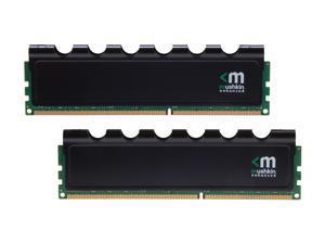 Mushkin Enhanced Blackline 16GB (2 x 8GB) 240-Pin DDR3 SDRAM DDR3 1600 (PC3 12800) Desktop Memory Model 997069