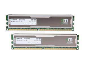 Mushkin Enhanced Silverline 8GB (2 x 4GB) 240-Pin DDR2 SDRAM DDR2 667 (PC2 5300) Desktop Memory Model 996757