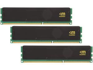 Mushkin Enhanced STEALTH 12GB (3 x 4GB) 240-Pin DDR3 SDRAM DDR3L 1600 (PC3L 12800) Desktop Memory Model 998988S