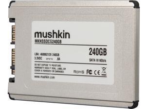 "Mushkin Enhanced Chronos GO 1.8"" 240GB SATA III Internal Solid State Drive (SSD) MKNSSDCG240GB"