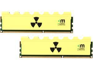 Mushkin Enhanced Blackline 8GB (2 x 4GB) 240-Pin DDR3 SDRAM DDR3 2400 (PC3 19200) Desktop Memory Model 997092Y