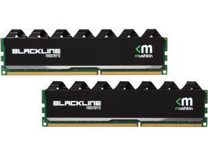 Mushkin Enhanced Blackline 16GB (2 x 8GB) 240-Pin DDR3 SDRAM DDR3L 1600 (PC3L 12800) Desktop Memory Model 997110F