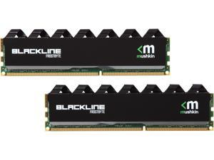 Mushkin Enhanced Blackline 16GB (2 x 8GB) 240-Pin DDR3 SDRAM DDR3 2400 (PC3 19200) Desktop Memory Model 997123F