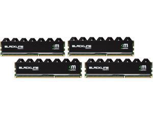 Mushkin Enhanced Blackline 32GB (4 x 8GB) 240-Pin DDR3 SDRAM DDR3L 1600 (PC3L 12800) Desktop Memory Model 994110F