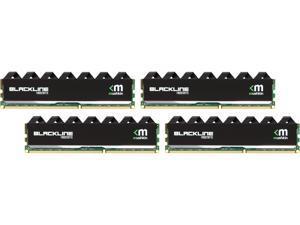 Mushkin Enhanced Blackline 32GB (4 x 8GB) 240-Pin DDR3 UDIMM DDR3 2133 (PC3 17000) Memory Model 994124F