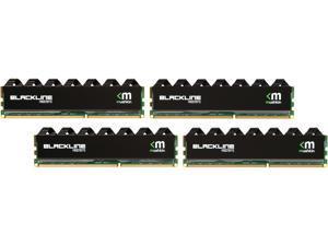 Mushkin Enhanced Blackline 32GB (4 x 8GB) 240-Pin DDR3 UDIMM DDR3 2133 (PC3 17000) Memory Model 994125F