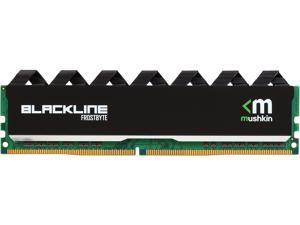 Mushkin Enhanced Blackline 8GB 288-Pin DDR4 SDRAM DDR4 2800 (PC4 22400) Memory Model 992209F