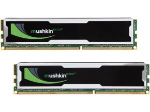 Mushkin Enhanced ECO2 16GB (2 x 8GB) 240-Pin DDR3 SDRAM DDR3L 1600 (PC3L 12800) Memory Model 997110E