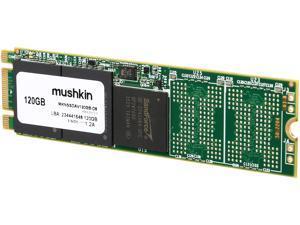 Mushkin Enhanced Atlas Vital M.2 2280 120GB SATA III MLC Internal Solid State Drive (SSD) MKNSSDAV120GB-D8