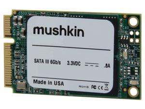 Mushkin Enhanced Atlas Series mSATA 120GB Mini-SATA (mSATA) MLC Internal Solid State Drive (SSD) MKNSSDAT120GB
