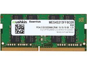 Mushkin Enhanced Essentials 8GB 260-Pin DDR4 SO-DIMM DDR4 2133 (PC4 17000) Laptop Memory Model MES4S213FF8G28