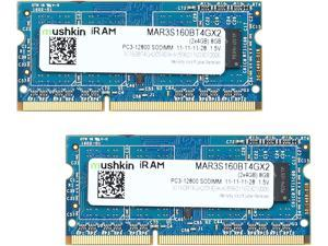Mushkin Enhanced iRam 8GB (2 x 4GB) DDR3 1600 (PC3 12800) Memory for Apple Model MAR3S160BT4GX2