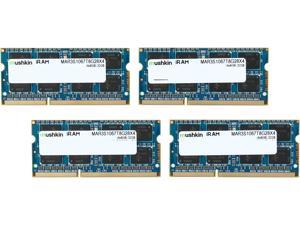 Mushkin Enhanced iRam 32GB (4 x 8GB) DDR3 1066 (PC3 8500) Memory for Apple Model MAR3S1067T8G28X4