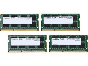 Mushkin Enhanced iRam 32GB (4 x 8GB) DDR3 1600 (PC3 12800) Memory for Apple Model MAR3S160BT8G28X4