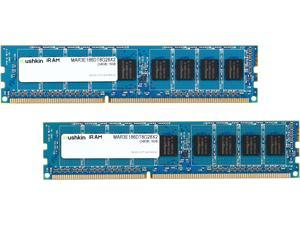 Mushkin Enhanced iRam 16GB (2 x 8GB) DDR3 1866 (PC3 14900) ECC Unbuffered Memory for Apple Model MAR3E186DT8G28X2