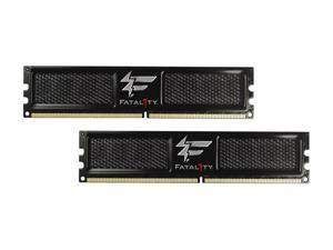 OCZ Fatal1ty Edition 4GB (2 x 2GB) 240-Pin DDR2 SDRAM DDR2 800 (PC2 6400) Dual Channel Kit Desktop Memory