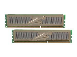 OCZ Gold Edition 4GB (2 x 2GB) 240-Pin DDR3 SDRAM DDR3 1066 (PC3 8500) Dual Channel Kit Desktop Memory Model OCZ3G10664GK