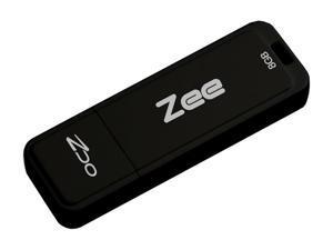 OCZ Zee 8GB USB 2.0 Flash Drive Model OCZUSBZEE8G
