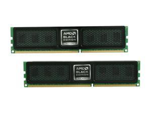 OCZ AMD Black Edition 4GB (2 x 2GB) 240-Pin DDR3 SDRAM DDR3 1600 (PC3 12800) Desktop Memory