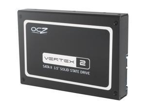 "OCZ Vertex 2 OCZSSD3-2VTX120G 3.5"" 120GB SATA II MLC Internal Solid State Drive (SSD)"