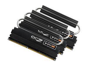 OCZ Reaper HPC R2 6GB (3 x 2GB) 240-Pin DDR3 SDRAM DDR3 1600 (PC3 12800) Desktop Memory