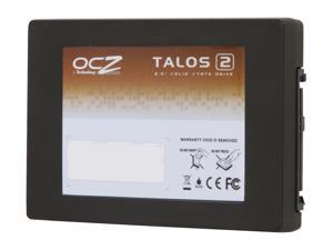 "OCZ Talos 2 R Series 2.5"" Dual-Port SAS 6.0 Gbit/s (Full Duplex/Active-Active) Synchronous Mode Multi-Level Cell (MLC) TL2RSAK2G2M1X-0400"