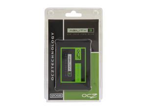 "OCZ Agility 3 AGT3-25SAT3-120G.20 2.5"" 120GB SATA III MLC Internal Solid State Drive (SSD)"