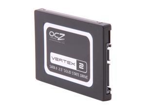 """Manufacturer Recertified OCZ Vertex 2 OCZSSD2-2VTXE60G 2.5"""" 55GB SATA II MLC Internal Solid State Drive (SSD)"""
