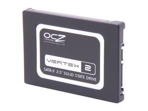 "Manufacturer Recertified OCZ Vertex 2 2.5"" 100GB SATA II MLC Internal Solid State Drive (SSD) OCZSSD2-2VTX100G"