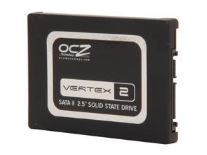 "Manufacturer Recertified OCZ Vertex 2 OCZSSD2-2VTX80G 2.5"" 80GB SATA II MLC Internal Solid State Drive (SSD)"