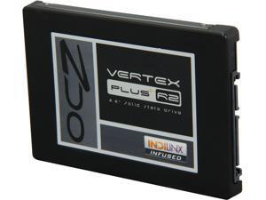 """OCZ Vertex Plus R2 VTXPLR2-25SAT2-120G.RF 2.5"""" MLC Internal Solid State Drive (SSD)"""