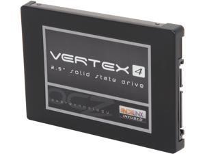 """OCZ Vertex 4 2.5"""" 64GB SATA III MLC Internal Solid State Drive (SSD) VTX4-25SAT3-64G.RF"""