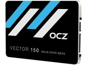 "OCZ Vector 150 Series VTR150-25SAT3-120G 2.5"" 120GB SATA III MLC Internal Solid State Drive (SSD)"