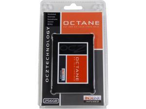 "OCZ Octane 2.5"" 256GB SATA III 2Xnm Synchronous Mode Multi-Level Cell (MLC) Internal Solid State Drive (SSD) OCT1-25SAT3-256G.RF"