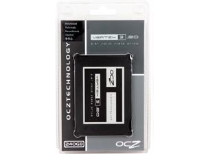 """OCZ Vertex 3.20 VTX3-25SAT3-240G.20 2.5"""" 240GB SATA III MLC Internal Solid State Drive (SSD)"""
