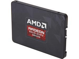 """AMD Radeon SSD Radeon R7 2.5"""" 120GB SATA III MLC Internal Solid State Drive (SSD) RADEON-R7SSD-120G"""