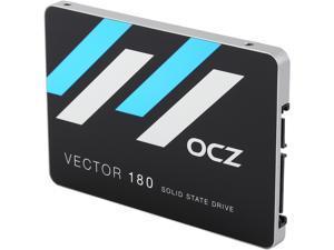 "OCZ Vector 180 2.5"" 480GB SATA III MLC Internal Solid State Drive (SSD) VTR180-25SAT3-480G"