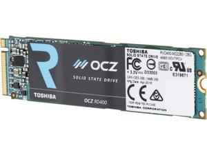 Toshiba OCZ RD400 M.2 128GB PCI-Express 3.0 x 4 MLC Internal Solid State Drive (SSD) RVD400-22280-128G