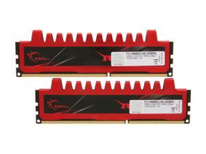 G.SKILL Ripjaws Series 4GB (2 x 2GB) 240-Pin DDR3 SDRAM DDR3 1333 (PC3 10666) Desktop Memory Model F3-10666CL9D-4GBRL