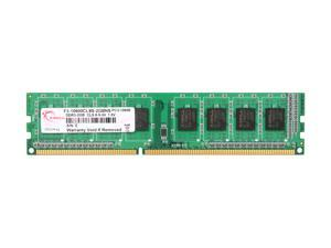 G.SKILL NS 2GB 240-Pin DDR3 SDRAM DDR3 1333 (PC3 10600) Desktop Memory Model F3-10600CL9S-2GBNS