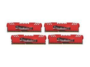 G.SKILL Ripjaws Z Series 16GB (4 x 4GB) 240-Pin DDR3 SDRAM DDR3 1600 (PC3 12800) Desktop Memory Model F3-12800CL9Q-16GBZL