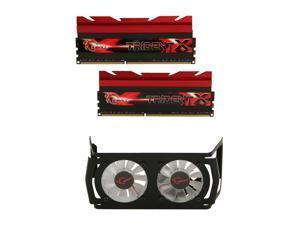 G.SKILL TridentX Series 8GB (2 x 4GB) 240-Pin DDR3 SDRAM DDR3 2666 (PC3 21300) Desktop Memory Model F3-2666C11D-8GTXD