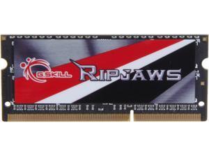 G.SKILL Ripjaws Series 8GB 204-Pin DDR3 SO-DIMM DDR3 1866 (PC3 14900) Laptop Memory Model F3-1866C11S-8GRSL