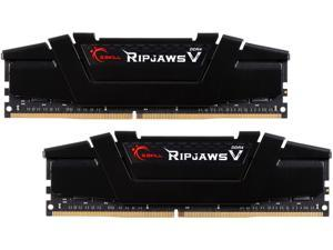 G.SKILL Ripjaws V Series 32GB (2 x 16GB) 288-Pin DDR4 SDRAM DDR4 3200 (PC4 25600) Intel Z170 Platform Desktop Memory Model F4-3200C16D-32GVK