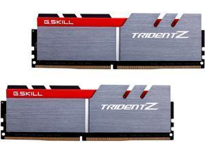 G.SKILL TridentZ Series 16GB (2 x 8GB) 288-Pin DDR4 SDRAM DDR4 3200 (PC4 25600) Desktop Memory Model F4-3200C14D-16GTZ