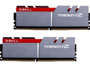 G.SKILL TridentZ Series 16GB (2 x 8GB) 288-Pin DDR4 SDRAM DDR4 3733 (PC4 29800) Intel Z170 Platform Desktop Memory Model F4-3733C17D-16GTZA