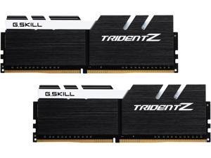 G.SKILL TridentZ Series 16GB (2 x 8GB) 288-Pin DDR4 SDRAM DDR4 3200 (PC4 25600) Intel Z170 Platform Desktop Memory Model F4-3200C15D-16GTZKW