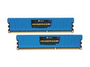 CORSAIR Vengeance LP 8GB (2 x 4GB) 240-Pin DDR3 SDRAM DDR3 2133 (PC3 17000) Desktop Memory Model CML8GX3M2A2133C11B
