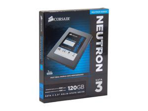 "Corsair Neutron Series CSSD-N120GB3-BK 2.5"" Internal Solid State Drive (SSD)"